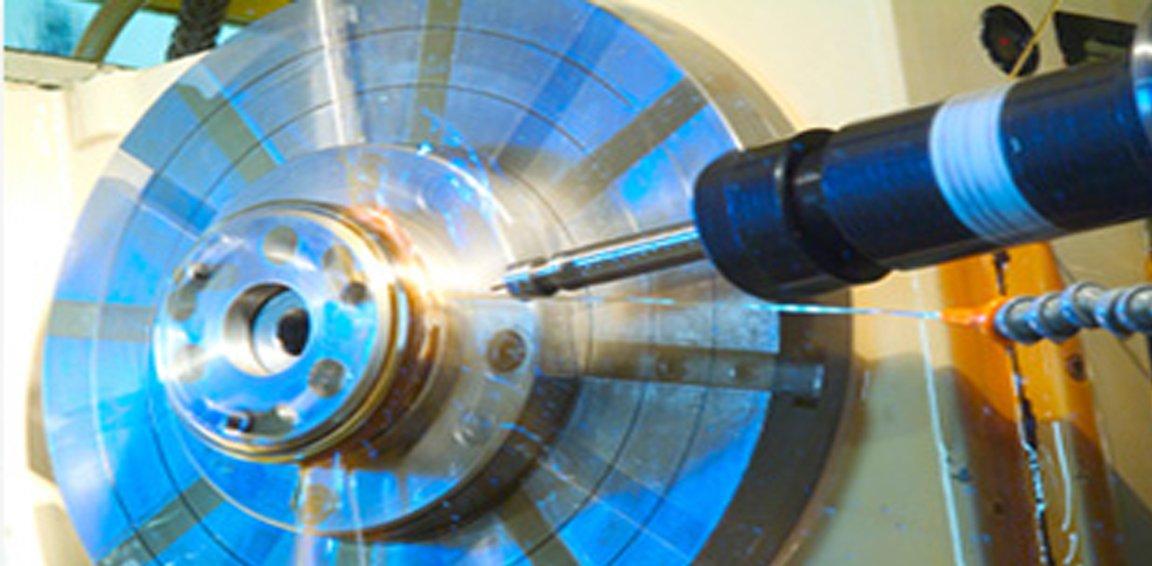 Custom metal components